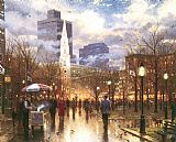 Thomas Kinkade Boston Print