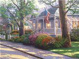 Hometown Pride by Thomas Kinkade