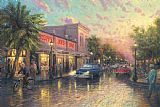 Thomas Kinkade Key West Print