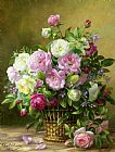 Albert Williams Roses Print