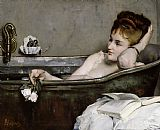 Alfred George Stevens The Bath Print