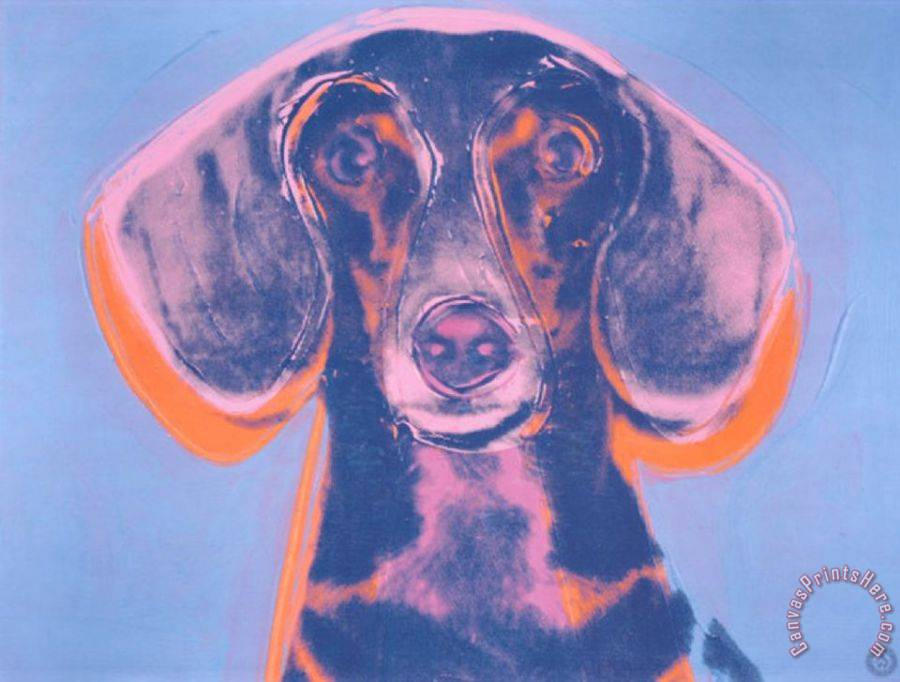 Artist Warhol Paintings