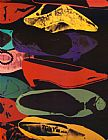 Shoes 1980 by Andy Warhol