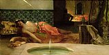 Benjamin Constant - An Odalisque in a Harem