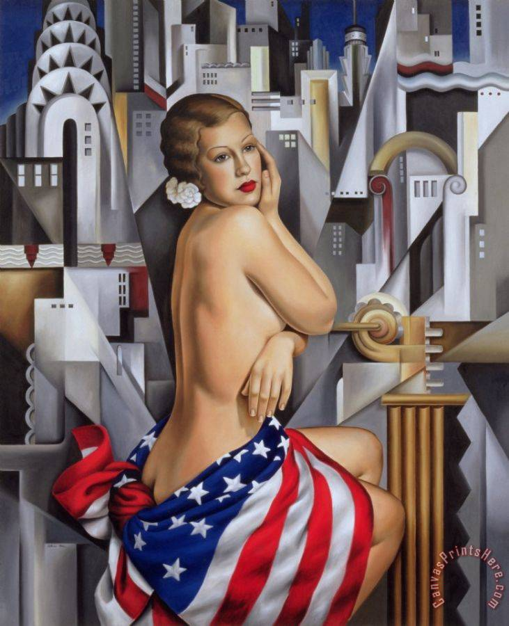 Catherine Abel The Beauty of Her Art Print
