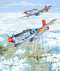 Charles Taylor Red Tail 61 Print
