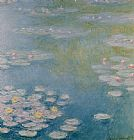 Claude Monet Nympheas at Giverny Print