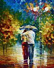 Leonid Afremov Invintation Print