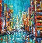 Debra Hurd New York City Print