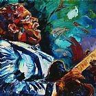 BB King by Debra Hurd