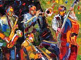 Debra Hurd Hot Quartet Print