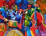 Jazz Beat by Debra Hurd