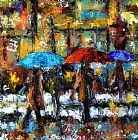 Debra Hurd Wet Winter Day Print