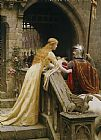 Edmund Blair Leighton God Speed Print