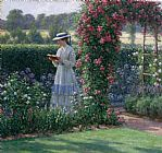 Edmund Blair Leighton Sweet Solitude Print