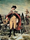 Emanuel Gottlieb Leutze George Washington at Dorchester Heights Print