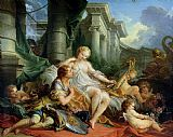 Rinaldo and Armida by Francois Boucher