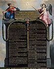 French School Declaration of the Rights of Man and Citizen Print