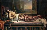 German von Bohn The Death of Cleopatra Print