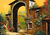 Collection 7 Arco Di Paese Print