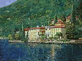 Collection 7 Bellano on Lake Como Print