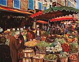 Collection 7 Il Mercato Di Quartiere Print