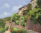 Collection 7 St Paul de Vence Print