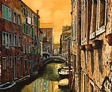 Collection 7 Venezia Al Tramonto Print
