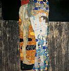 The Three Ages Of Woman by Gustav Klimt