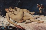 Gustave Courbet Le Sommeil Print