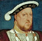 Hans Holbein the Younger King Henry VIII Print