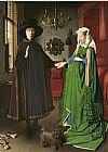 Jan van Eyck The Arnolfini Marriage Print