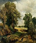 John Constable The Cornfield Print