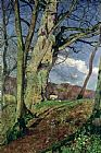 John William Inchbold In Early Spring Print
