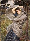 John William Waterhouse Boreas Print