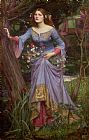 John William Waterhouse Ophelia Print