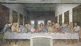 Leonardo da Vinci The Last Supper Print