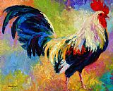 Marion Rose Eye Candy - Rooster Print