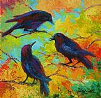 Marion Rose Roundtable Discussion - Crows Print
