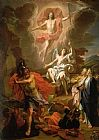 Noel Coypel The Resurrection of Christ Print