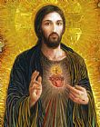 Others Sacred Heart of Jesus Print