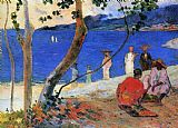 Paul Gauguin Martinique Island Print