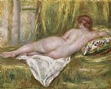 Pierre Auguste Renoir Rest after the Bath Print