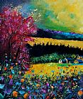 Autumn flowers by Pol Ledent