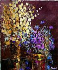 Dried flowers by Pol Ledent