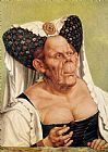 Quentin Massys A Grotesque Old Woman Print
