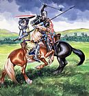 Ron Embleton The Battle of Bannockburn Print