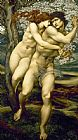 Sir Edward Burne-Jones The Tree of Forgiveness Print