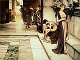 An Apodyterium by Sir Lawrence Alma-Tadema