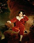 Sir Thomas Lawrence Master Charles William Lambton Print